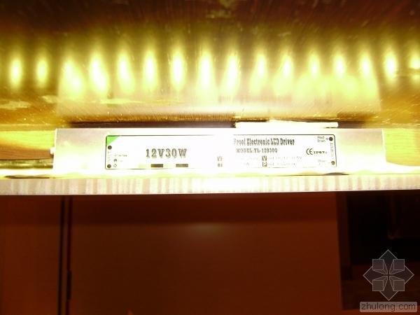 洲际酒店客房样板房检查检收时的细节