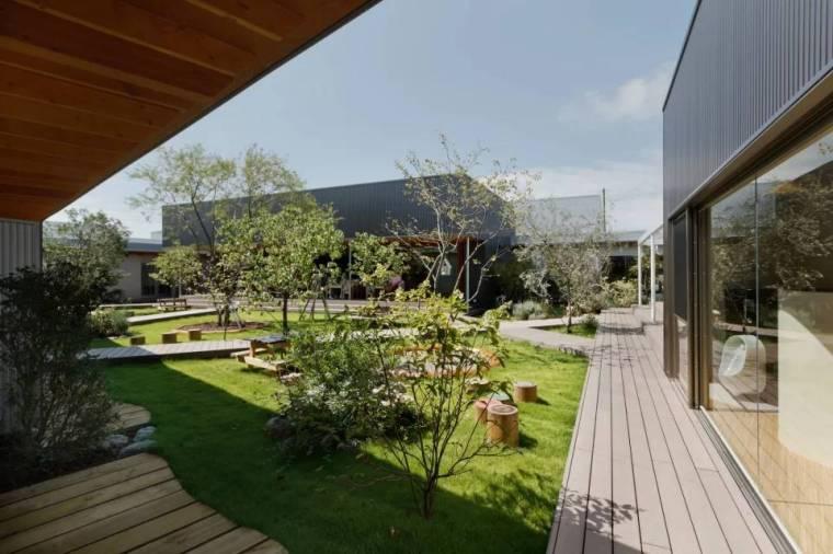 [景观设计]日本幼儿园设计的7项原则