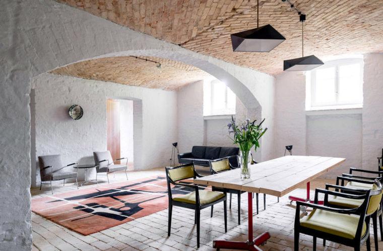 在地中海風格越來越庸俗的時候,看這個優雅的房子
