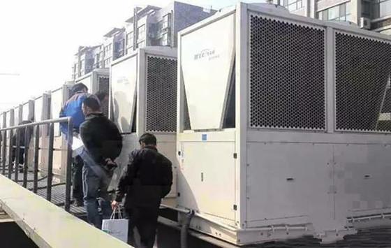 别OUT了!空气能热泵采暖已成主流啦!