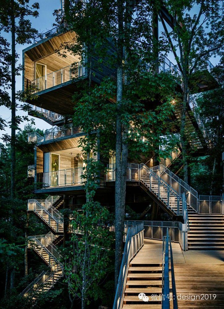 [室内设计]格伦吉恩森之木屋