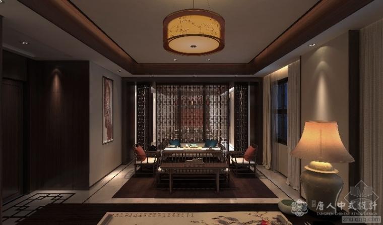 浅析新中式风格别墅易忽略的装修细节