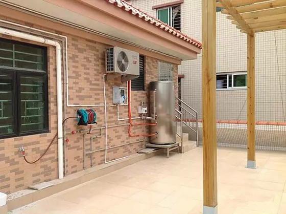 结霜天气,空气能热泵还能正常使用吗?