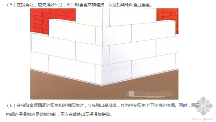 国外正宗的外墙外保温施工工艺做法是这样的!!!