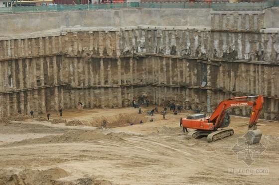 基坑降水施工需要注意的一些问题