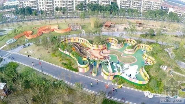 创意小公园,唤醒你心中的童忆与童梦