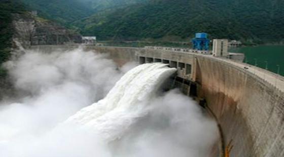 山口水电站混凝土拱坝工程施工组织关键技术