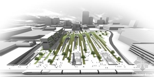 建筑景观设计前期如何思考设计概念?