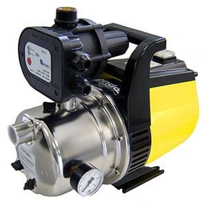 容积式电动增压泵的基本工作原理