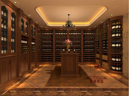 专业恒温酒窖会根据实际储藏条件 设计安装酒窖酒房恒温系统