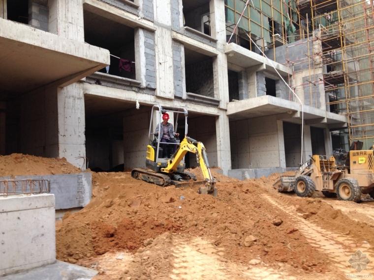 每天定时分享建筑现场图片,方便在校学生了解施工现场_4