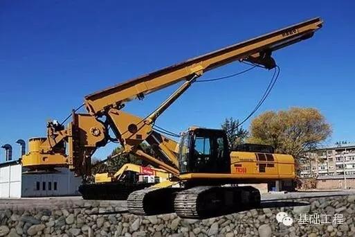 当旋挖钻机遇上厚卵石地层