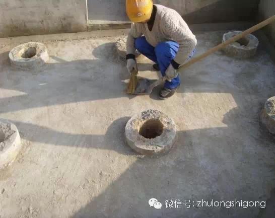 独家秘笈 | 防水施工可视化交底