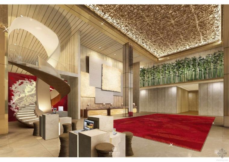 HBA设计--重庆铂尔曼酒店概念设计方案