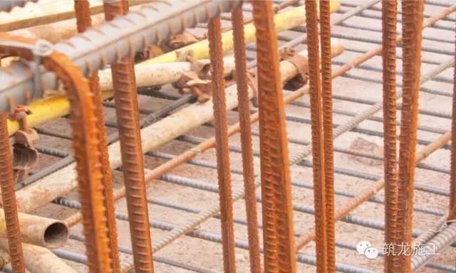 技术大牛总结钢筋工程15项质量通病及防治措施