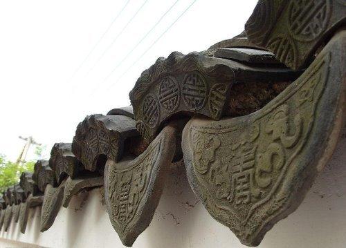 中国传统——瓦当及其纹样