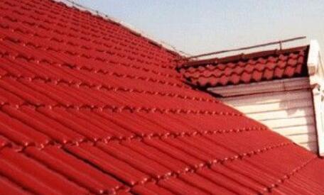 水泥瓦屋面施工方案