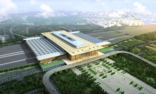 新建铁路南京枢纽南京南站站房工程冬季施工方案