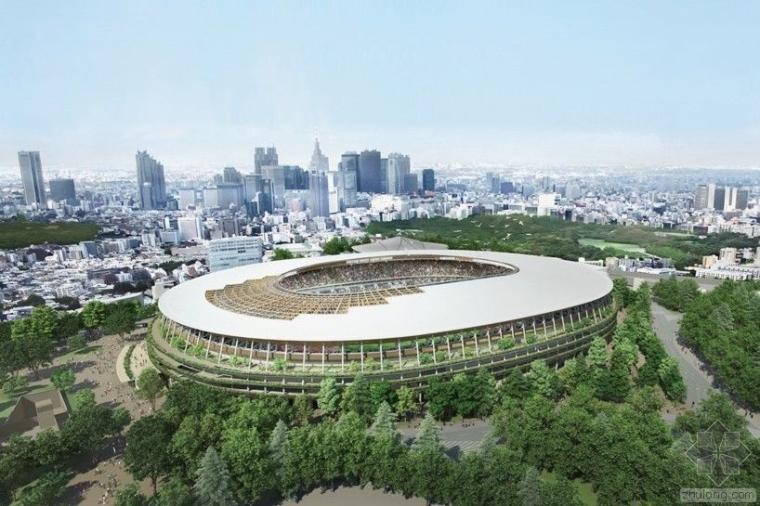 东京奥运会主场馆由隈研吾设计,但争议并没有停止