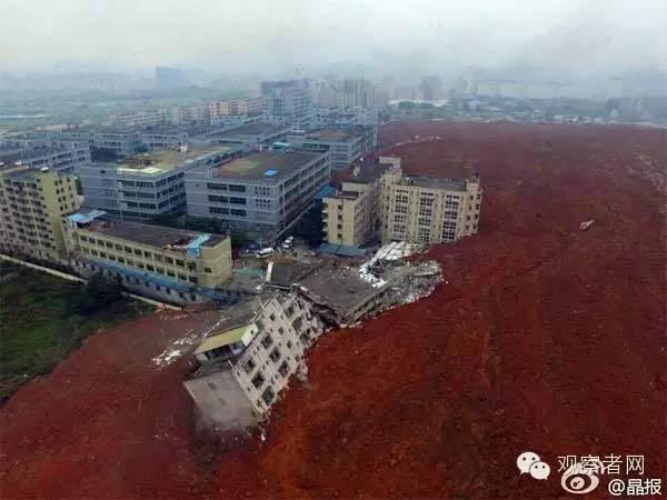 深圳山体滑坡不是天灾,都是建筑渣土惹的祸?