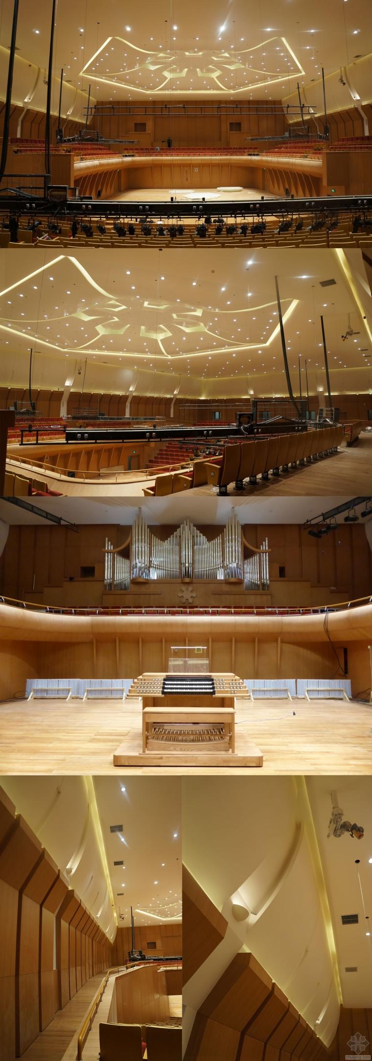 分享点近期作品,牡丹江音乐厅室内设计,照片拍的不好欢迎拍砖。