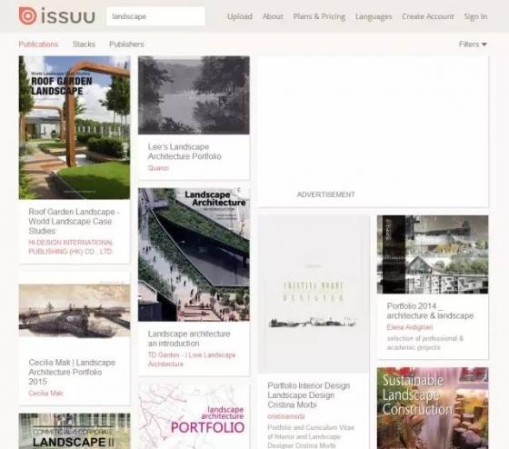 景观设计不同的阶段可参考的网站!_19