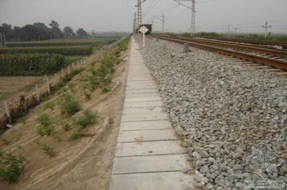铁路路基坡面防护经验小结