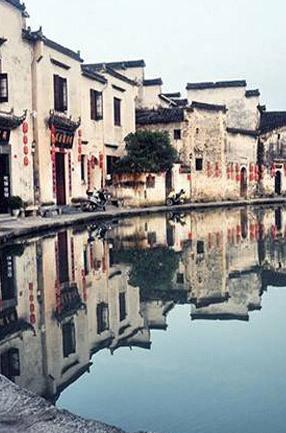 中式设计古典建筑—造型轻巧简洁得五大装饰元素