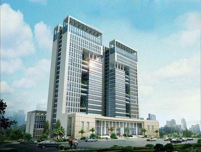 同方泰德中标武汉既有公共建筑节能改造示范工程