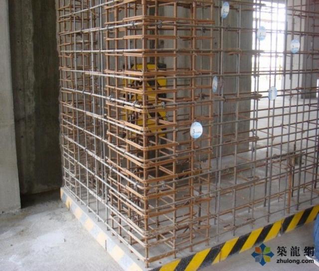 土建工程工艺样板照片及体现节点