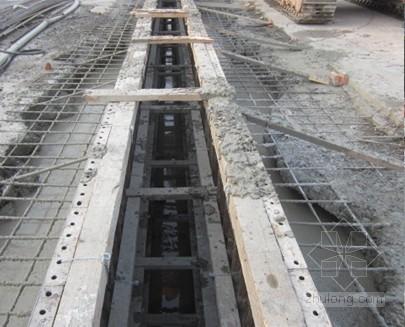 地下连续墙施工中常见槽壁塌方的原因及处理方法