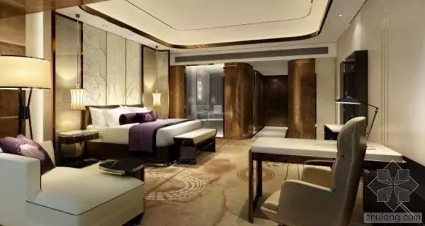 酒店客房的设计细节和要求(HBA设计师总结)