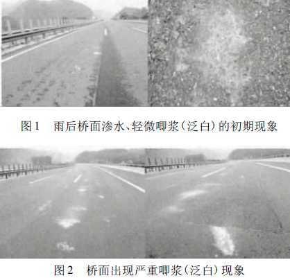山区高速公路桥面沥青铺装层水损坏与防排水技术措施分析