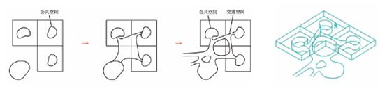 怎样看懂柯布西耶的平面图?_18
