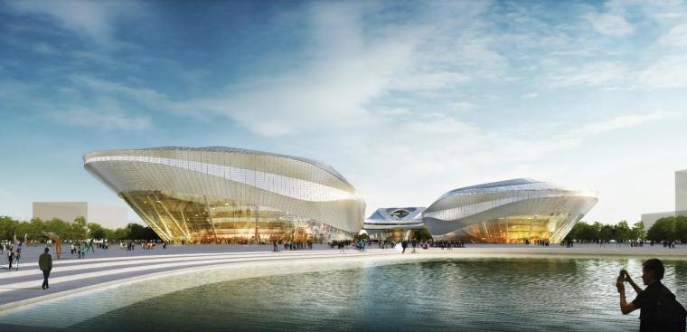 HPP受恒大委托设计海花岛文化娱乐城