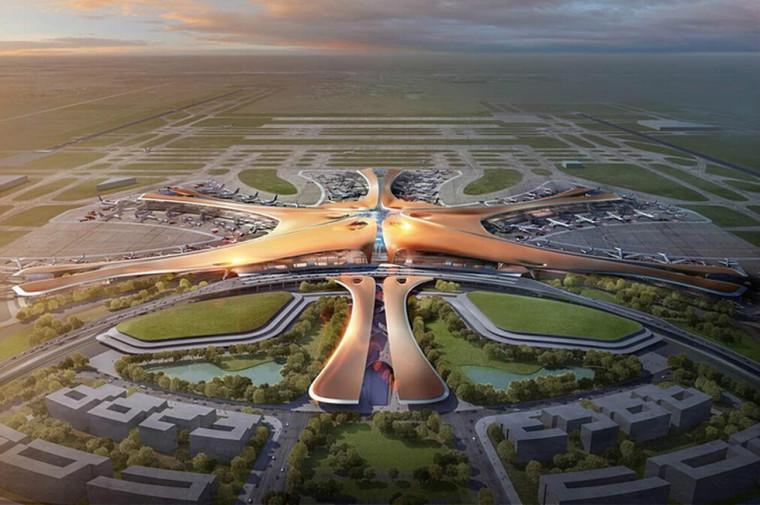 """建筑业""""新世界七大奇迹"""" 北京机场居首"""