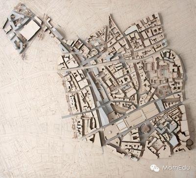 [干货技巧]设计图中如何很好的展现城市建筑肌理?