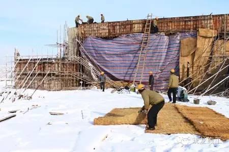 冬休马上开始了,施工现场五防措施要牢记!