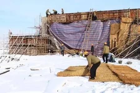 临近冬休,施工现场防护措施要记牢!
