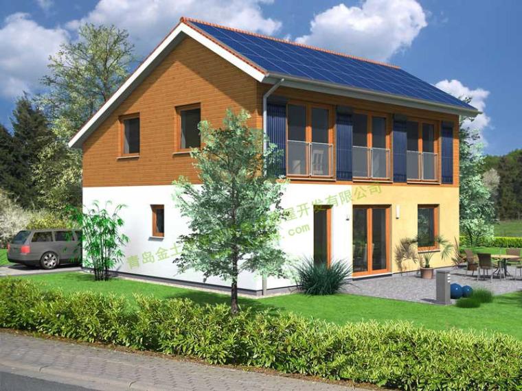 被动式集成房屋为什么能够开启建筑绿色风?