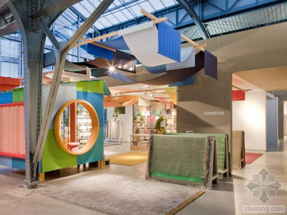 德国科隆国际家具博览会奇迹花园展台