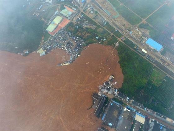 深圳滑坡事故,监理被捕-1