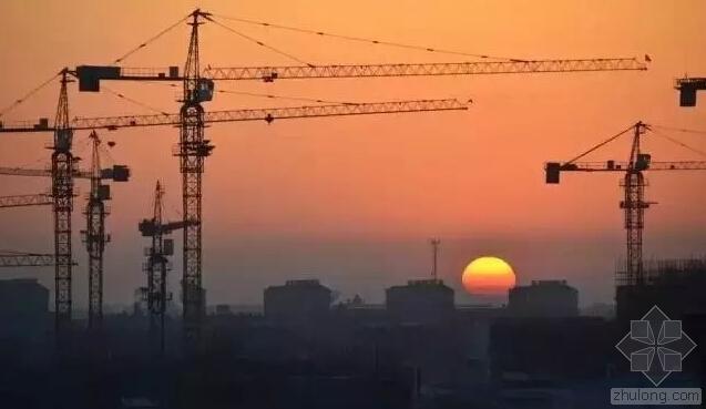2016年建筑业逐步下行怎么办?