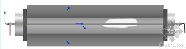 预应力混凝土桥梁注浆密实性的定性检测方法