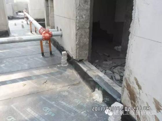 这些典型的建筑漏水问题如何处理?_1