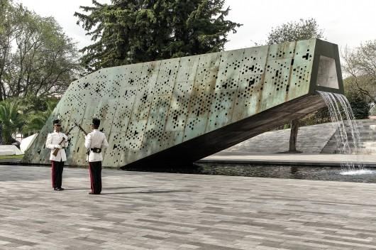 全球十大特色 # 金属材料 # 建筑项目