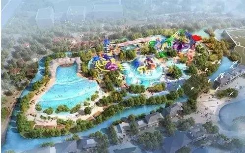 投资28亿元 湖北荆州沙市新建一主题乐园预计2017年完工