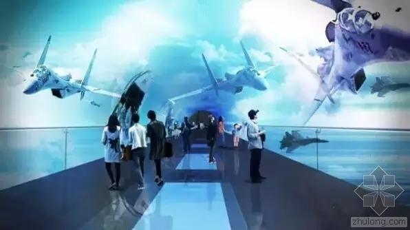 中航地产获成都巨幅商住地块 欲打造航空主题乐园