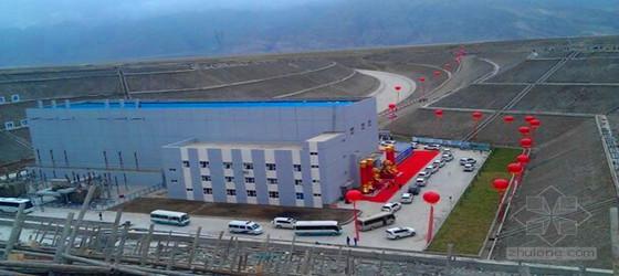 [新疆]大(一)型水利枢纽右岸建筑物工程施工组织设计(642页 2015年编制)