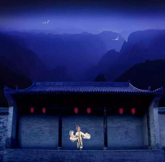 中国古建筑摄影作品,美呆了!